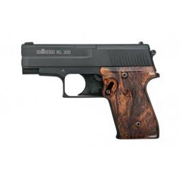 Pistolet hukowy ROHM RG-300 Czarny kal. 6mm