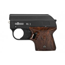 Pistolet hukowy ROHM RG-3 Czarny kal. 6mm
