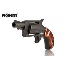 Rewolwer hukowy ROHM Little Joe Czarny kal. 6mm