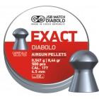 Śrut Diabolo EXACT 4,50 mm - 500 sztuk