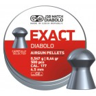 Śrut Diabolo EXACT 4,53mm - 500 sztuk