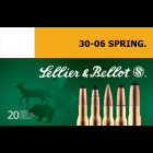 Amunicja myśliwska kula kula 30-06 lekka SP 9,7 Sellier & Bellot 2936