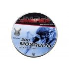 Śrut.4,5mm UMAREX Mosquito, płaski, moletowany