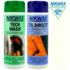 Nikwax NI-32 zestaw Tech wash + Tx Direct Wash 300 ml