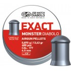 JSB Diabolo Exact MONSTER 4,52
