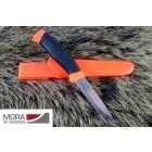 Nóż Mora Companion FS pomarańczowy ostrze ząbkowane