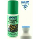 Nikwax NI-17 żel do czyszczenia obuwia gąbka 125 ml