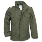 Kurtka SURPLUS M65 US Army FIELDJACKET olivka