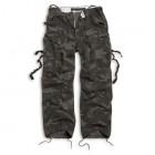 Spodnie Bojówki M65 FATIGUES SURPLUS blackcamo