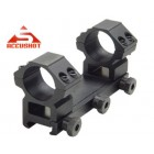 """Montaż jednoczęściowy Leapers AccuShot średni 1""""/22mm Weaver"""