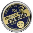 Śrut Diabolo Standard 4,5 mm 500szt Kovohute