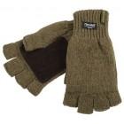 Rękawiczki wełniane, wzmocnione