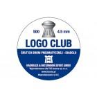 Śruty Diabolo H&N LOGO CLUB kal. 4.5mm