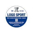 Śruty Diabolo H&N LOGO SPORT kal. 4.5mm